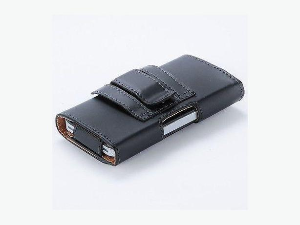 Horizontal Belt Clip Holster Pouch Case for IPhone 4