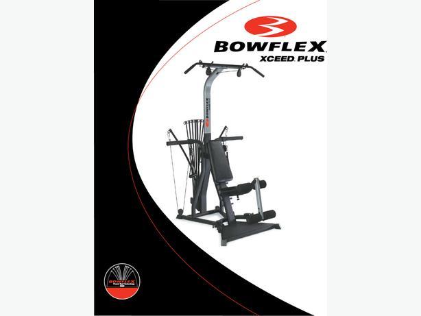 Bowflex xceed plus