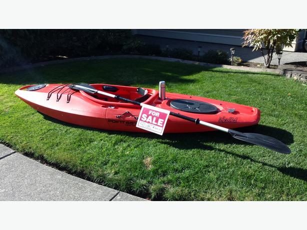 Point 65 N Martini GTX Solo Modular Kayak