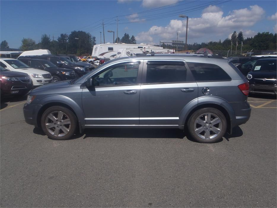 2010 dodge journey rt awd with 3rd row seating outside comox valley campbell river. Black Bedroom Furniture Sets. Home Design Ideas