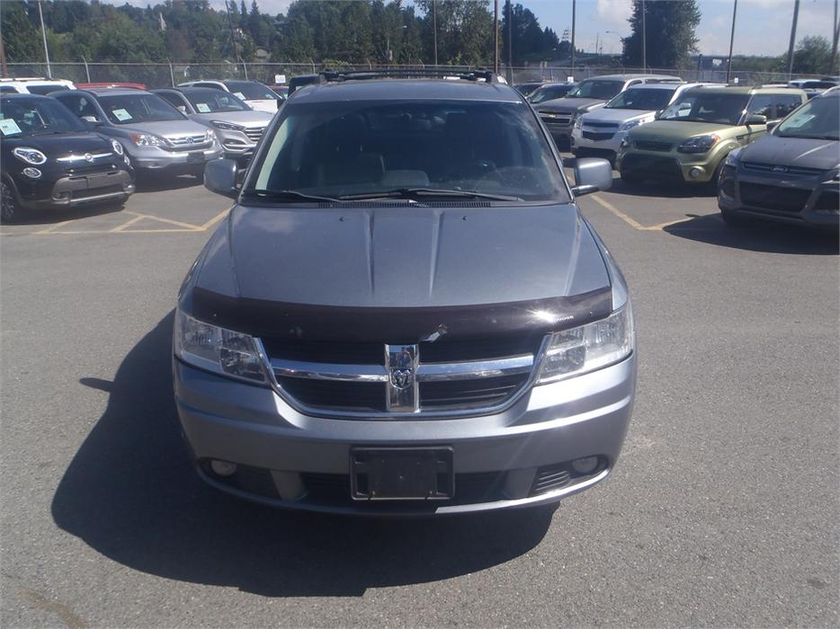 2010 dodge journey rt awd with 3rd row seating outside comox valley courtenay comox. Black Bedroom Furniture Sets. Home Design Ideas