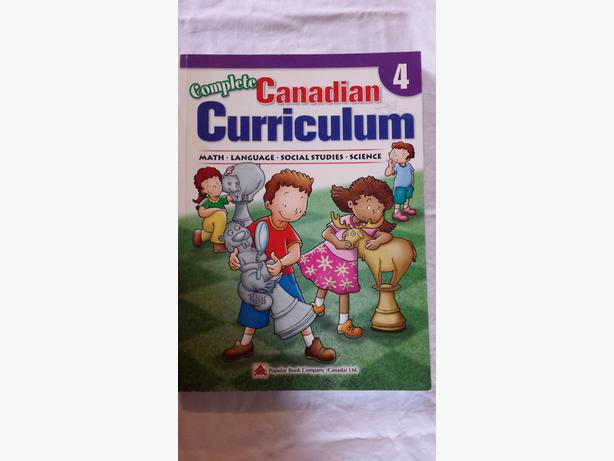 Grade 4 - Canadian Curriculum