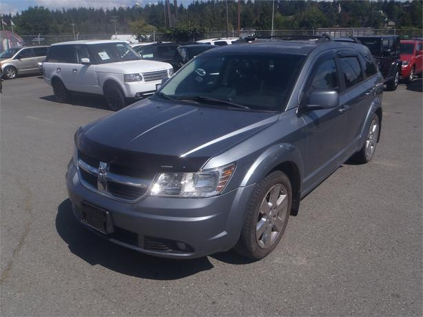 2010 Dodge Journey RT AWD with 3rd row seating