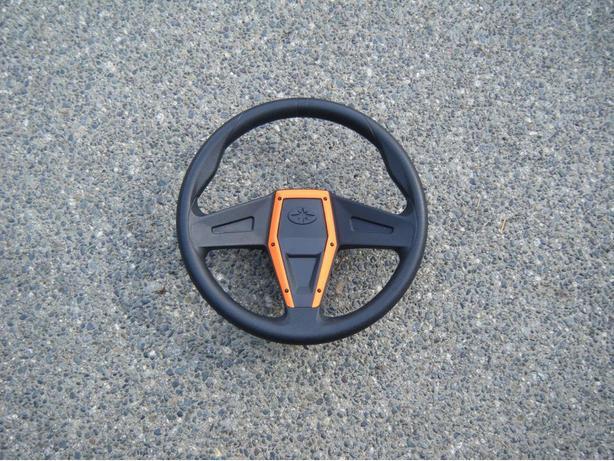 RZR 1000 steering wheel