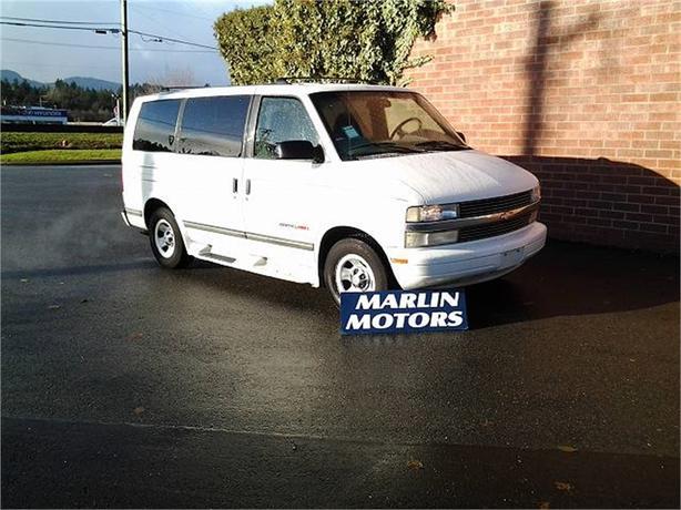 1997 Chevrolet Astro AWD