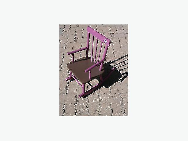 rocking chair ,