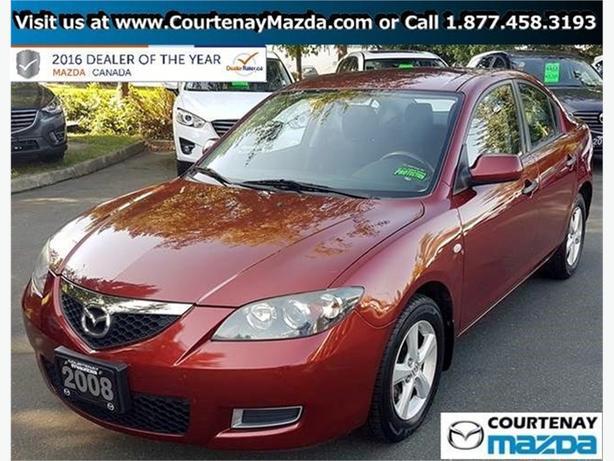 2008 Mazda Mazda3 GS 5sp