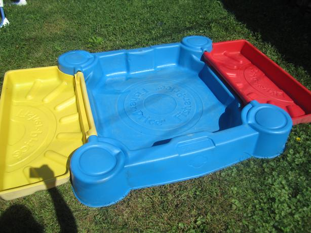 Fisher Price sand box