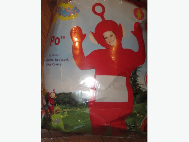 Po Halloween costume adult size