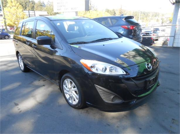 2012 Mazda Mazda5 GS Convenience Package