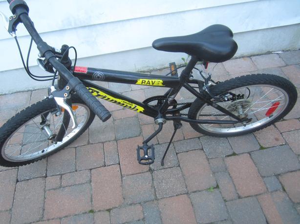 """20"""" boy bike"""
