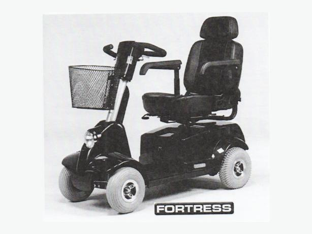 Fortress 1700 Scooter