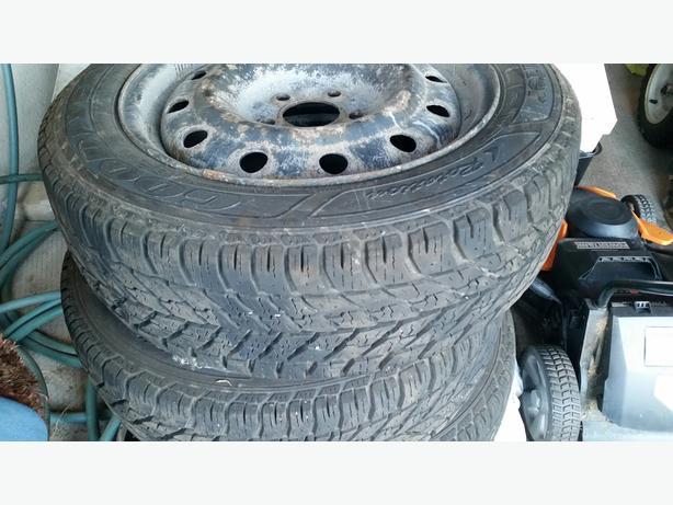 "16"" Snow Tires 205/55R16 91T"