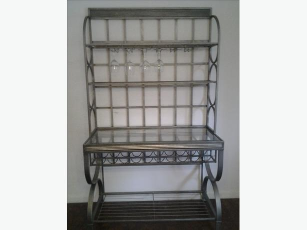Bakers Rack / Wine Rack