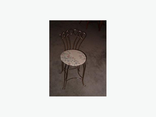 chair , retro, vintage , metal