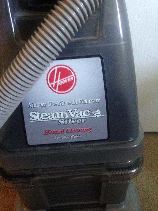 Hoover Steamvac Heated Cleaning Carpet Cleaner Victoria