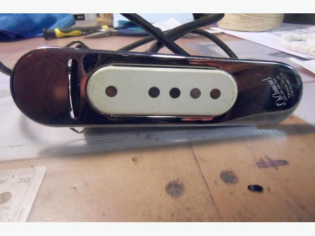 Vintage 60's De Armond Sound Hole Pickup