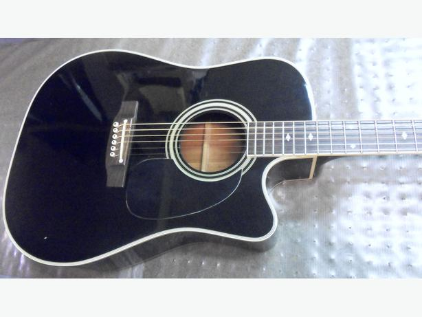 1997 Takamine EF341C Acoustic-Electric