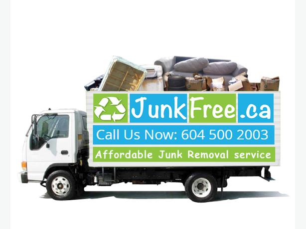 $35 Off Junk Removal Service