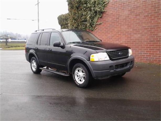 2003 Ford Explorer XLS Sport 4.0L 4WD
