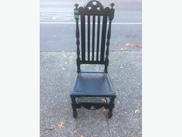 hall way chair