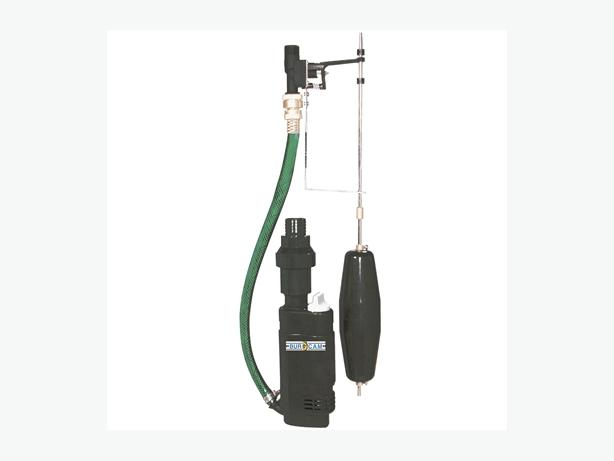 Back-up Water Driven Sump Pump