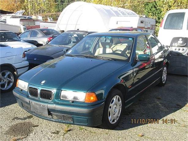 1997 BMW 318I 318i