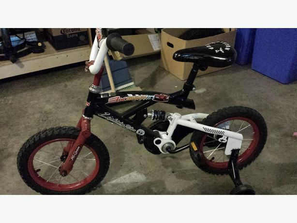Lightning Mcqueen bike 14 inch