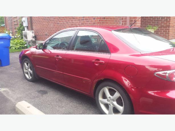 Mazda6 V6 Automatic 158600 km to sell