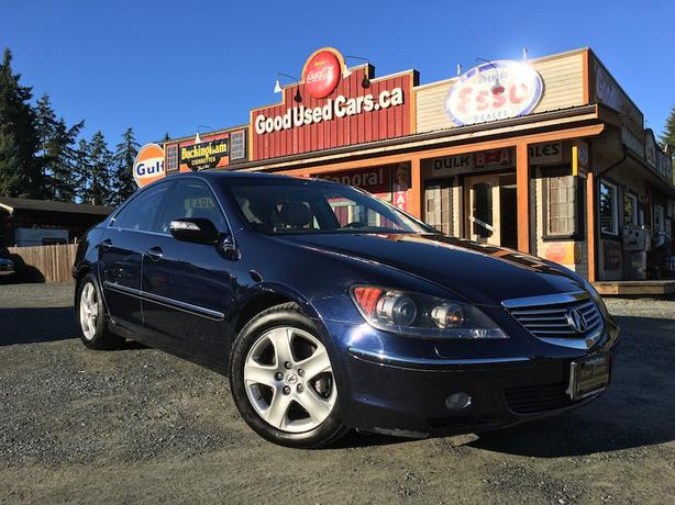 2005 Acura RL - Flagship Luxury Sport Sedan! Made in Japan!