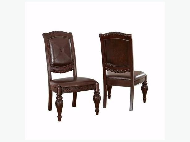 Upto 10 x Brand New Exquisite Dining Chairs, SAVE $$$! - (Lower Lonsdale)