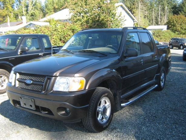 2005 ford explorer sport trac adrenalin package blow out price outside victoria victoria. Black Bedroom Furniture Sets. Home Design Ideas