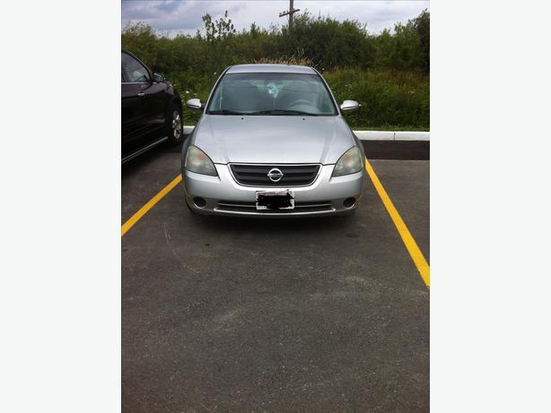 Nissan Altima 2004 2.4 v4