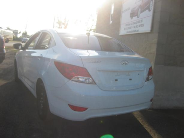 2012 Hyundai Accent AUTO, 96km !! 12M.WRTY+SAFETY $6990