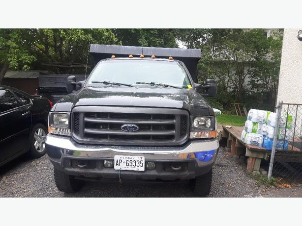 2004 Dump Truck/Work Truck