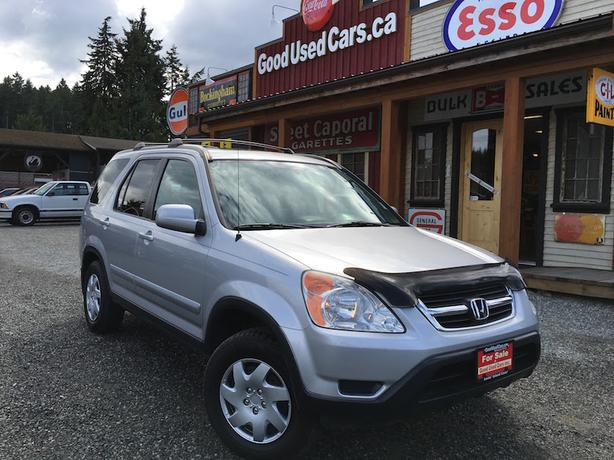 2002 Honda CR-V EX-L - Canada's Most Loved SUV