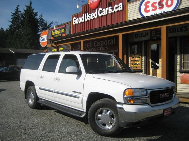 2002 GMC Yukon XL SLE - Legendary 5.3L V8! Beauty Michelin LTX Tires!