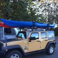 Pair of Kayaks and Accesories