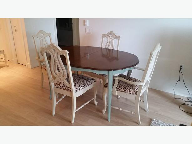 6 Seater Wood Dining Room Table