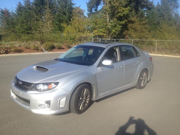 2011 Subaru Impreza WRX Limited AWD