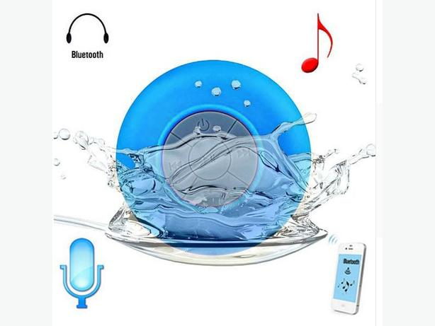 Waterproof Shower USB Bluetooth Speaker With Suction Cup