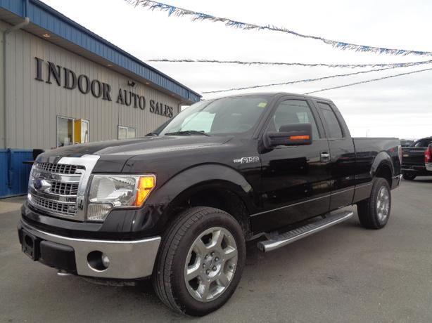 2014 Ford F-150 XLT I5310 INDOOR AUTO SALES WINNIPEG