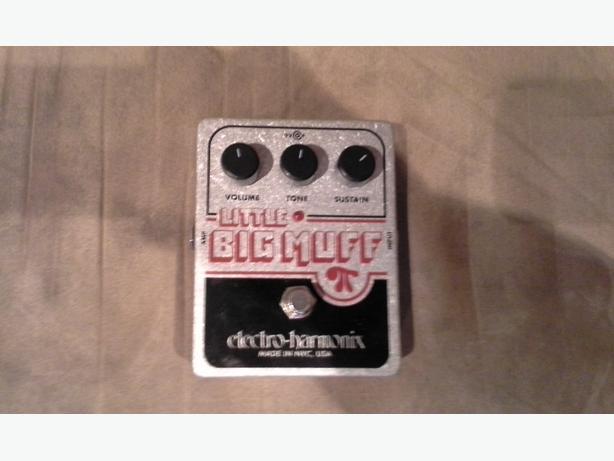 FS:  Guitar pedals