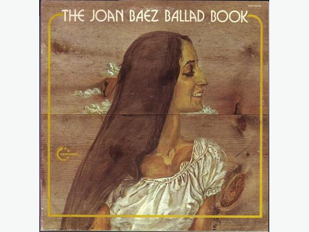 Sixties Folk LPs - Joan Baez (and her sister too)