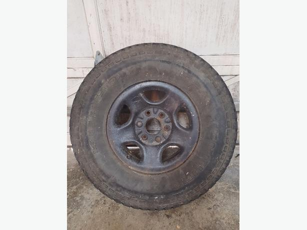 265/65/16 spare tire Chevy
