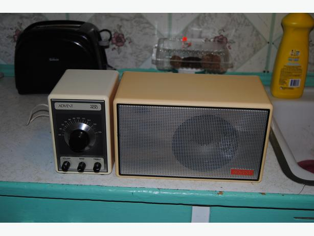 1961 advent model 400