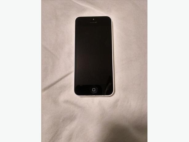 Iphone 5c, 16GB, White Bell Very Good 10/10 Condition