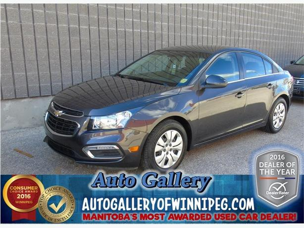 2016 Chevrolet Cruze Limited LT*Back up Camera