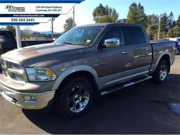 2010 Dodge Ram 1500 Laramie Leather, Sunroof, Loaded!