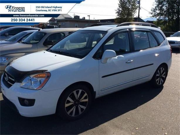 2010 Kia Rondo EX V6  Leather, Sunroof, Power Group